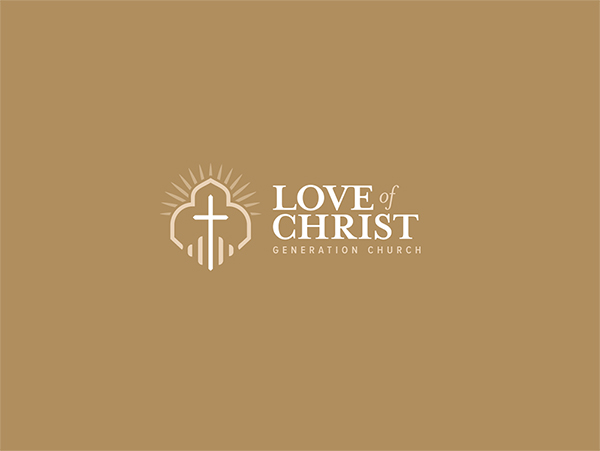 Love of christ church second logo version