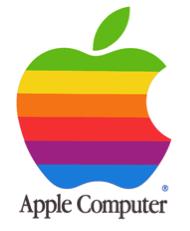 Apples fourth logo