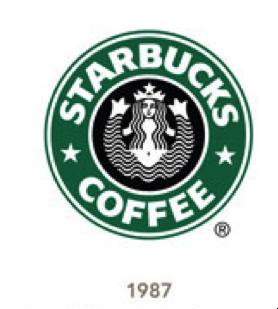 Starbucks updated logo