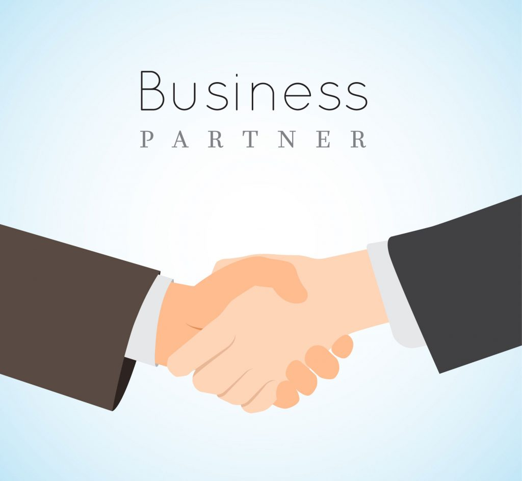 getting new business by getting a new partner