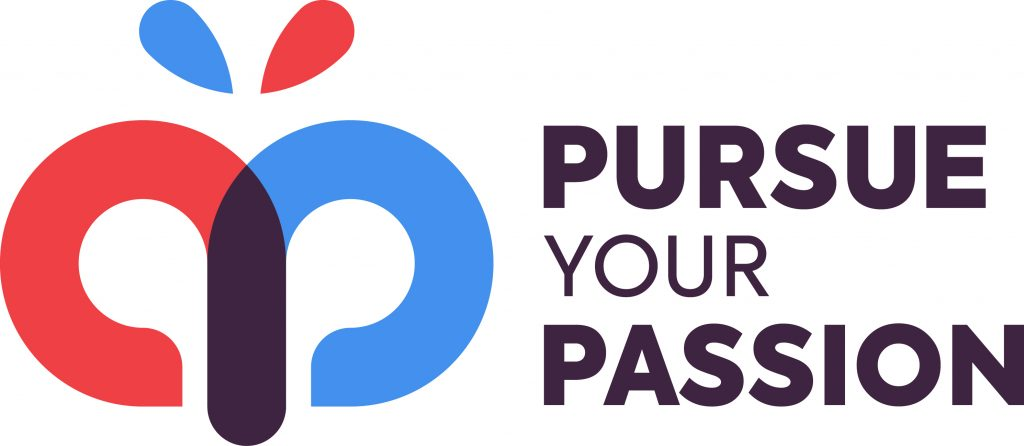 pursue your passion logo