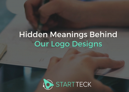hidden meanings behind starttecks logo designs