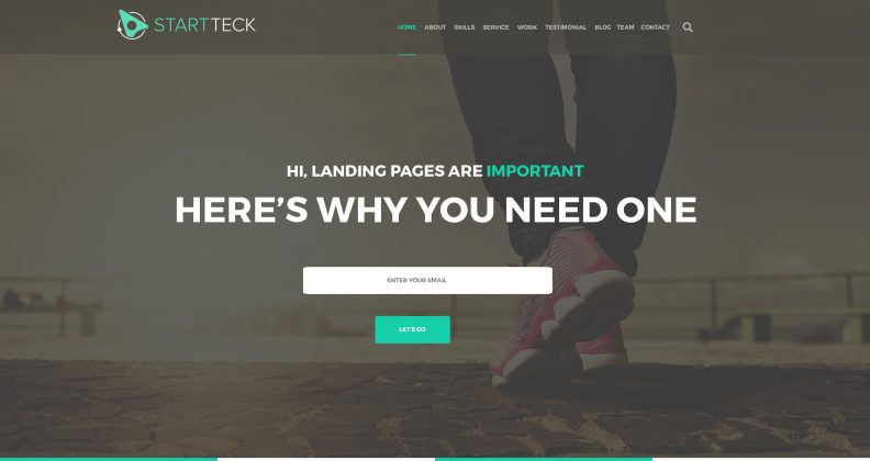LANDING PAGES AND WHY YOU NEED ONE